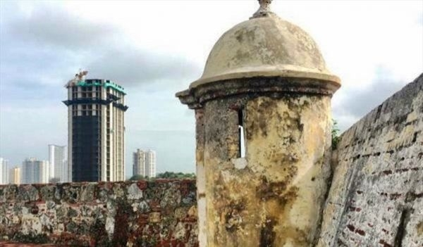 Se confirma suspensión de obras en el Edificio Aquarela.