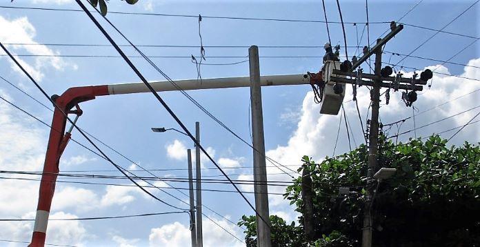 Varios sectores de Arjona, Bolívar estarán 9 horas sin fluído eléctrico este domingo.