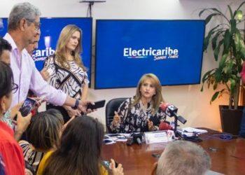 Electricaribe presenta balance de inversiones en la Región Caribe.