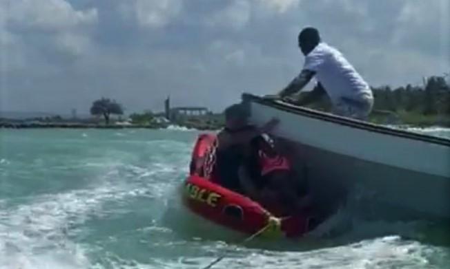 Otros dos turistas heridos al ser embestidos por una lancha cerca de Cartagena.