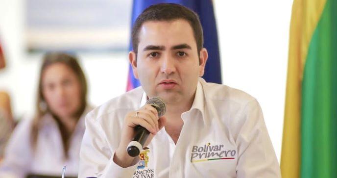 Gobernador lidera plan de salvamento financiero para la Maternidad Rafael Calvo.