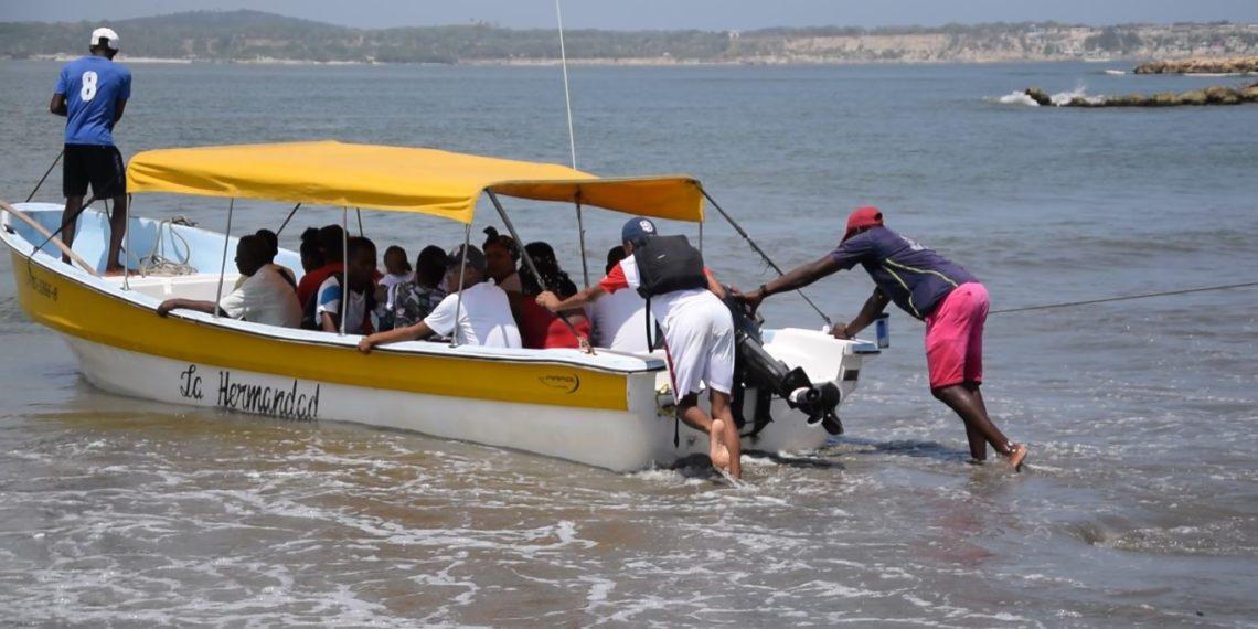 Racha de accidentes marítimos cerca de Cartagena de Indias.