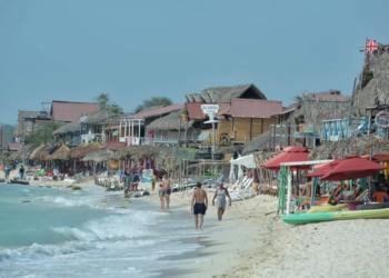 Autoridades comienzan a evaluar lo que pasa en la zona insular de Cartagena.