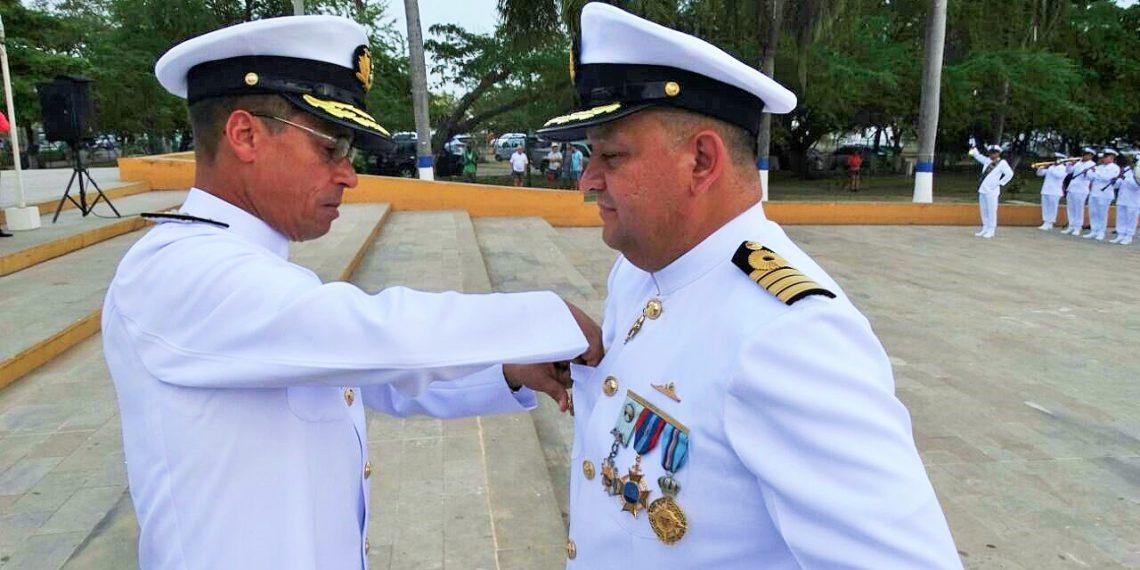 Asumió nuevo comandante de Guardacostas en Cartagena