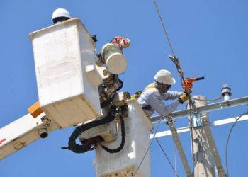 Este domingo suspenden servicio de energía en 38 barrios de Cartagena
