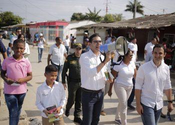 Aún hay 20 mil cupos en Colegios oficiales de Cartagena