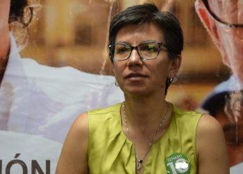 Claudia López pide elecciones atípicas para Cartagena