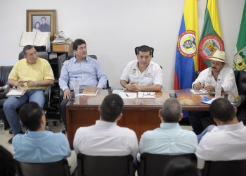 Gobernador de Bolívar culpa al ELN de ataque a Estación de Policías en Buenavista
