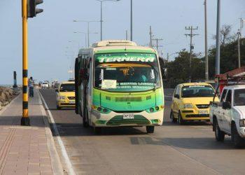 Conozca las tarifas en buses y busetas en Cartagena