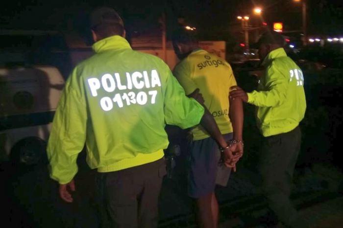 Cayó presunto asesino de joven deportista en Cartagena