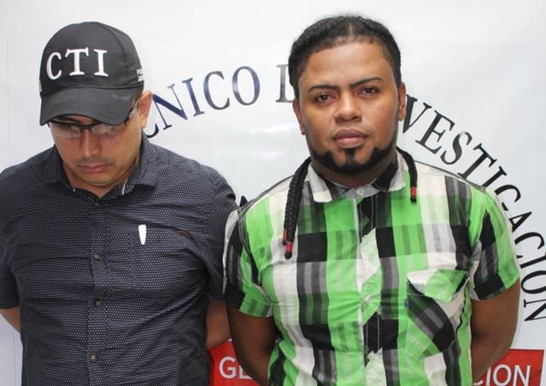 A la Cárcel cantante de música champeta en Cartagena.