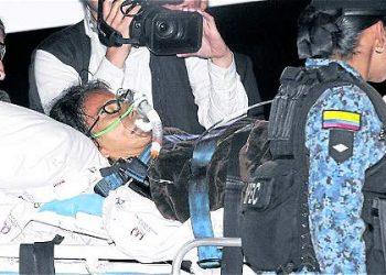 Enilse López Romero, fue trasladada a su residencia al norte de Barranquilla