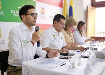 Cartagena ratifica su compromiso para los Juegos Nacionales 2019