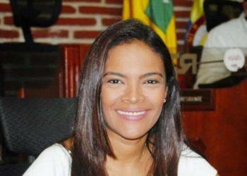 Luz Estela Cáseres se declara inocente de los cargos que le imputa la Fiscalía