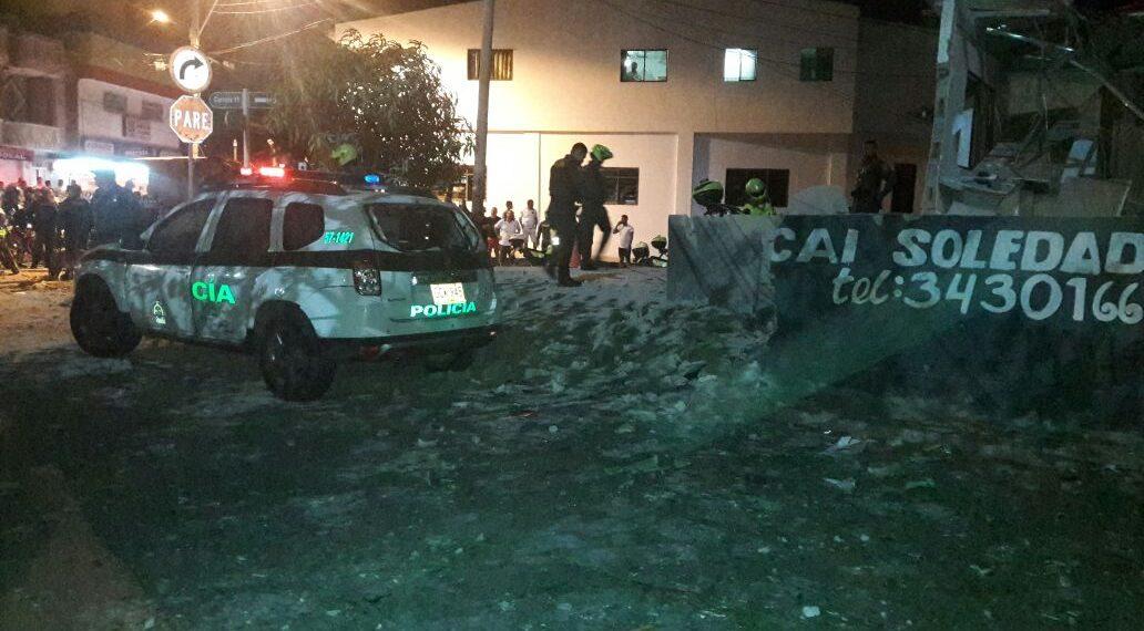 Policía de Cartagena en alerta por ataques a Estaciones