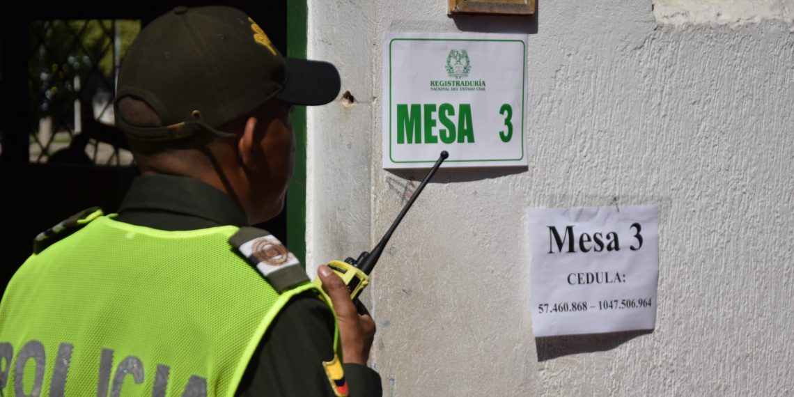 Riesgo electoral en 16 municipios de Bolívar confirma la MOE