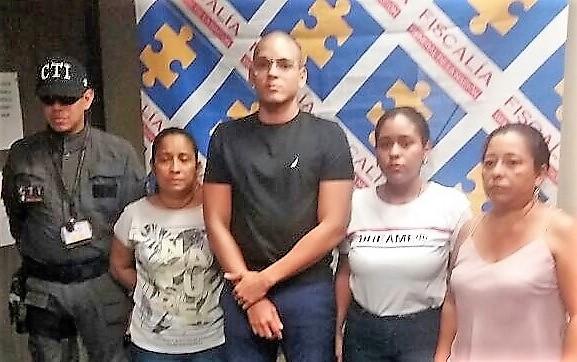 Se entregó a la Fiscalía familia del concejal Américo Mendoza