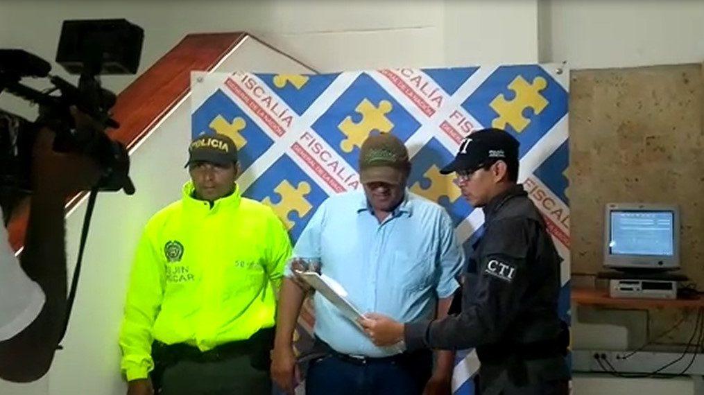El viernes continúa audiencia contra Wilfran Quiroz Ruíz