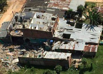 En Buenavista reclaman pronta ayuda del gobierno tras atentado terrorista
