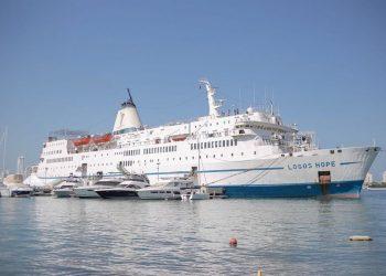 La biblioteca flotante más grande del mundo ya está en Cartagena