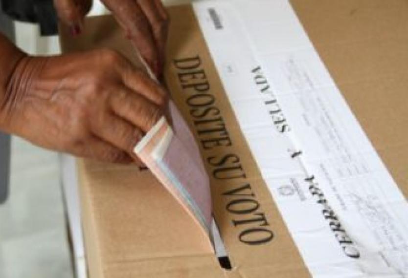 Riesgo electoral en el sur de Bolívar por presencia de grupos alzados en armas