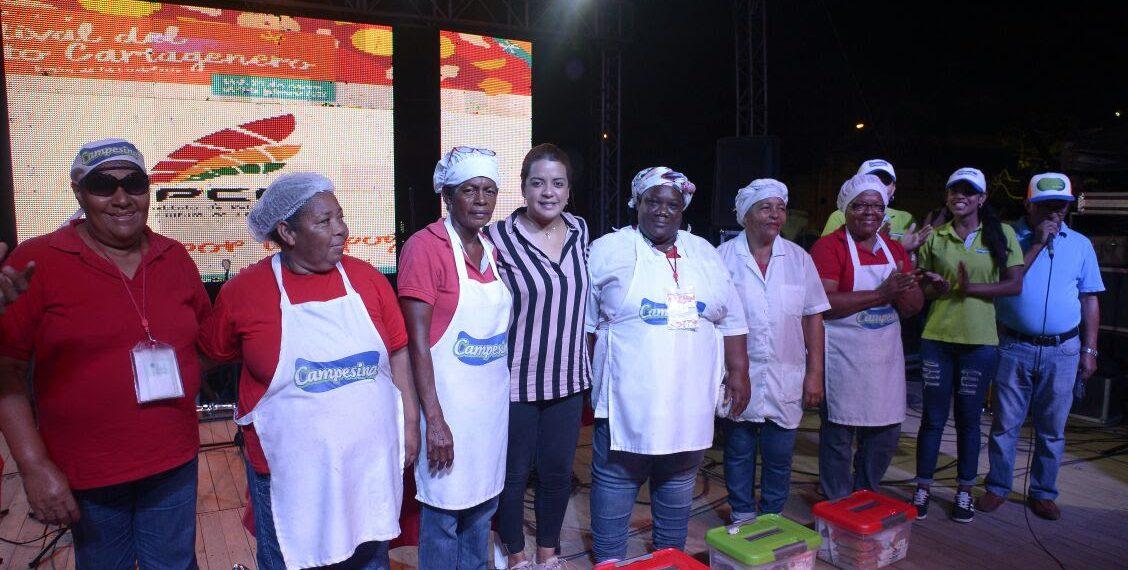 Conozca las ganadoras del Festival del Frito cartagenero