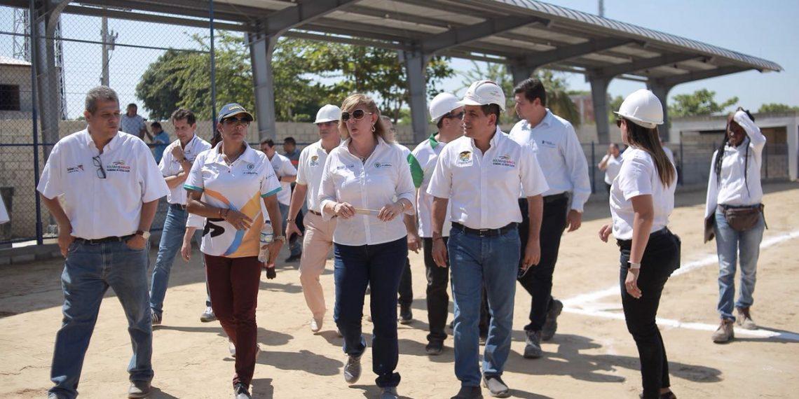 $100 mil millones garantizan Juegos Nacionales en Bolívar
