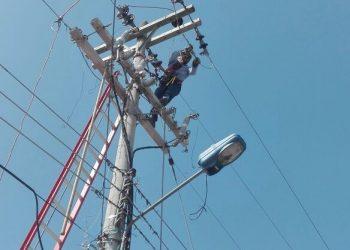 Este domingo de nuevo se suspende el servicio de energía en Cartagena