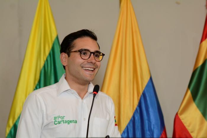 Cinco días de arresto y sanción económica para alcalde (e) de Cartagena