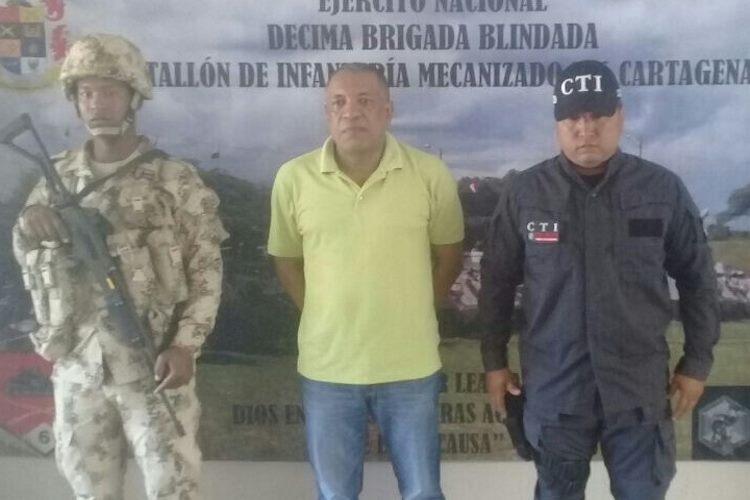 Capturan a exsecretario de Planeación de Magangué Bolívar