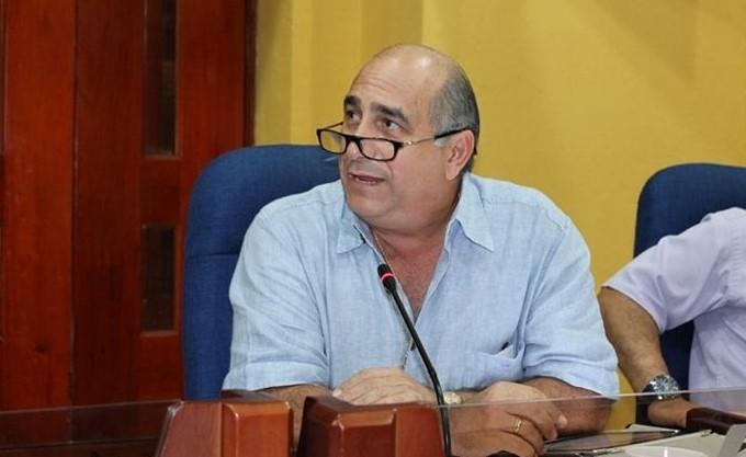Tras 22 años en el Concejo de Cartagena renunció David Dager