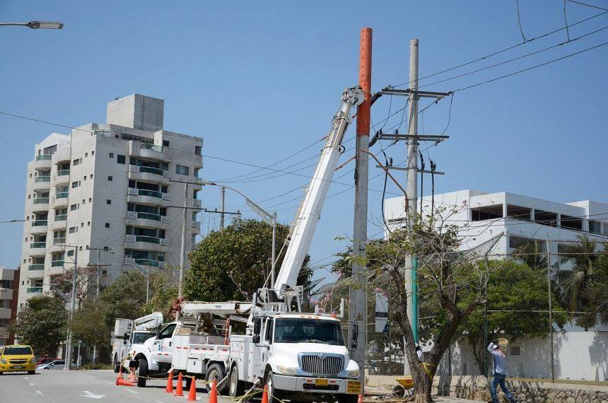 Electricaribe garantiza servicio durante Semana Santa en Bolívar