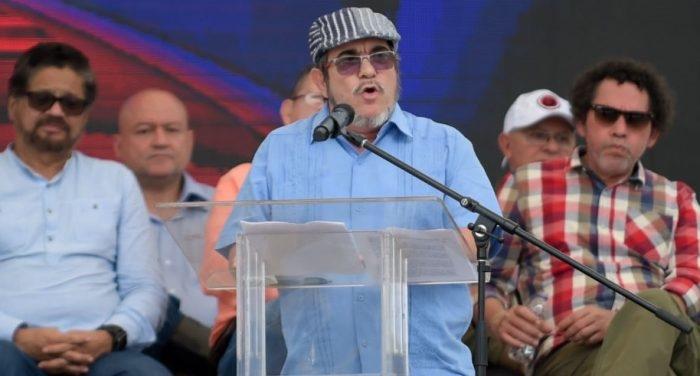 Las FARC se quedó sin candidato presidencial