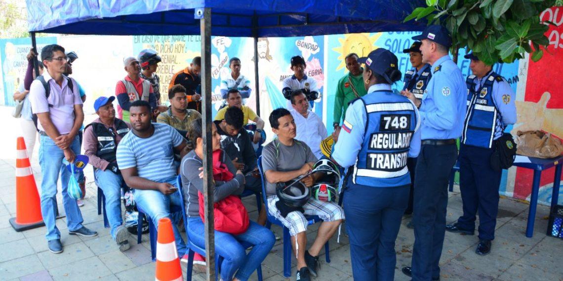 Jueves y Viernes Santos no habrá pico y placa para vehículos particulares en Cartagena