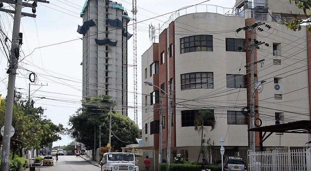 Procuraduría abre investigación a tres funcionarios por construcción del Edificio Aquarela.
