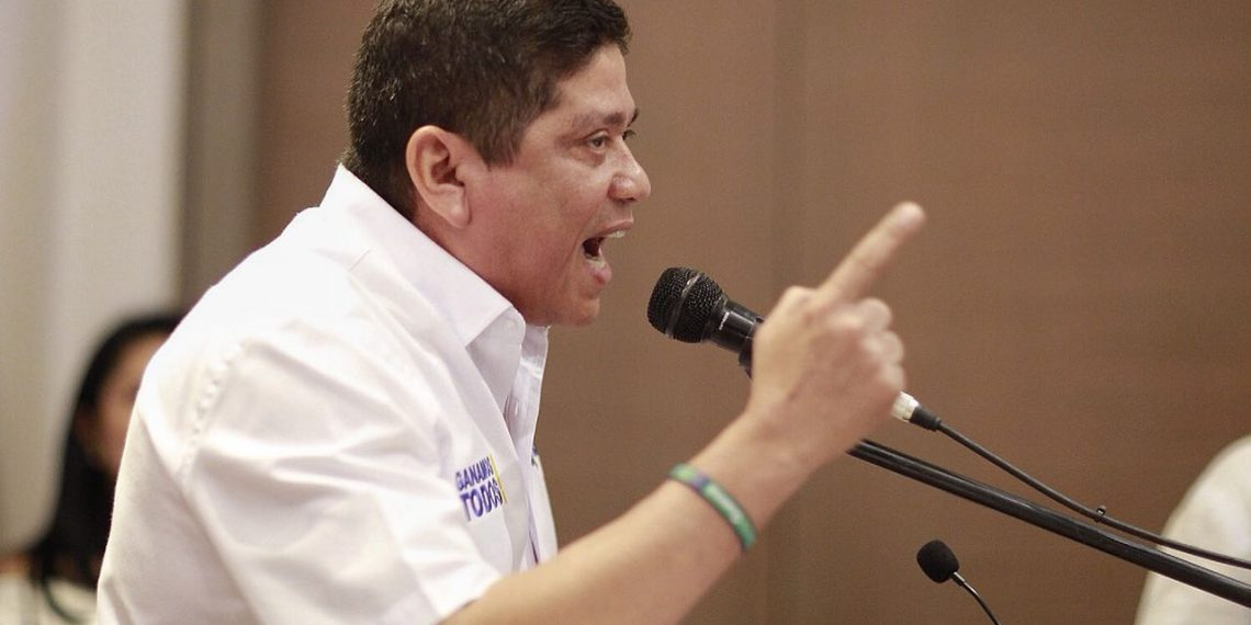 Quinto Guerra lidera la intención de voto en Cartagena para la Alcaldía.
