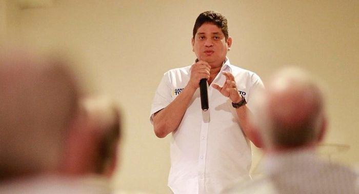 «Empleo, competitividad y más ingresos para Cartagena» Quinto Guerra.