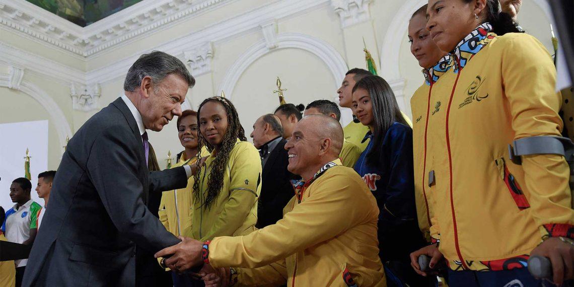 Radican proyecto de ley que crea el Ministerio del Deporte en Colombia.