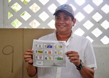 72 mil 111 votos le dieron la victoria a Quinto Guerra en las atípicas de Cartagena.