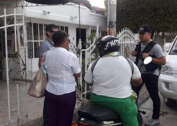 Capturan madre e hijo por golpear a un familiar en Cartagena.