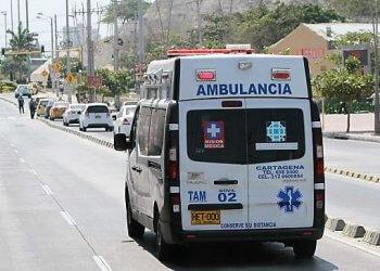 El DATT intensifica control vial en el carril del solo bus de Transcaribe.