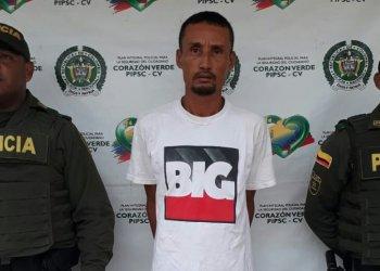 Capturan otro presunto abusador de niñas en Bolívar.