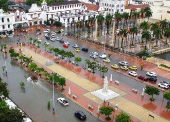 Alerta por posibles efectos colaterales de la «Tormenta Isaac» en la región caribe.