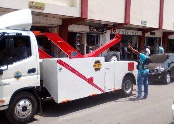 Sigue latente problema de mal parqueo en Cartagena.