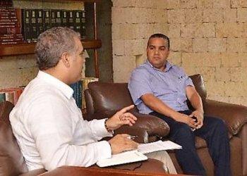 Presidente Duque designa a Pedrito Pereira como nuevo alcalde de Cartagena.