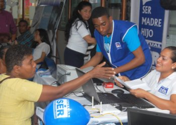 Gran jornada de afiliación a EPS en Cartagena para estratos 1 y 2.