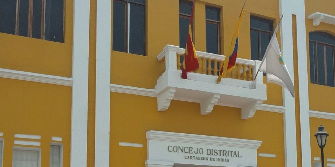 En extras concejo de Cartagena debatirá cinco proyectos de acuerdo.