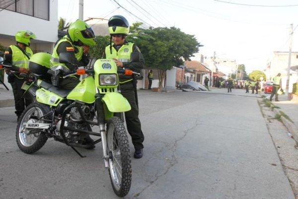 «No hay suficientes policías cuadrantes para garantizar la seguridad en Cartagena» Vejuca.