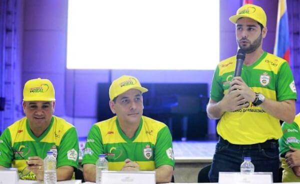 Promotora Real Cartagena manejará el equipo auriverde para llevarlo a la A.