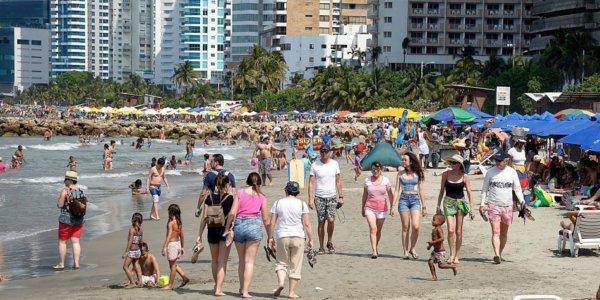 Cartagena de Indias espera ocupación hotelera de más del 90% para fin de año.